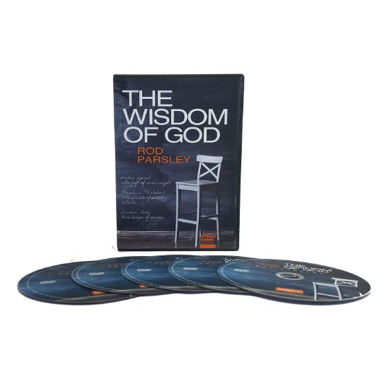 Picture of The Wisdom of God (5 DVDs)