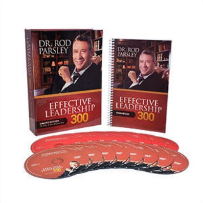 Picture of Effective Leadership 300 (8 DVDs, CDs + Workbook)