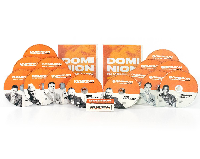 #DCM2019 Complete Set: 7 DVDs, 7 CDs + Digital HD Download