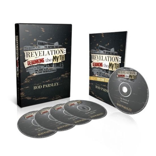 Picture of Revelation - Debunking the Myth (4 DVDs, Study Guide, CD)