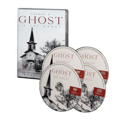 Picture of There's a Ghost in the House (2 DVDs, 2 CDs)