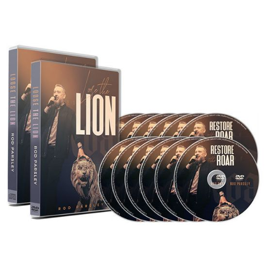 Picture of Loose the Lion (CD/DVD)