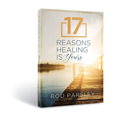 Picture of 17 Reasons Healing is Yours (Book)
