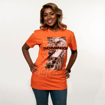 Picture of #DCM2019 Adult T-Shirt (Orange)