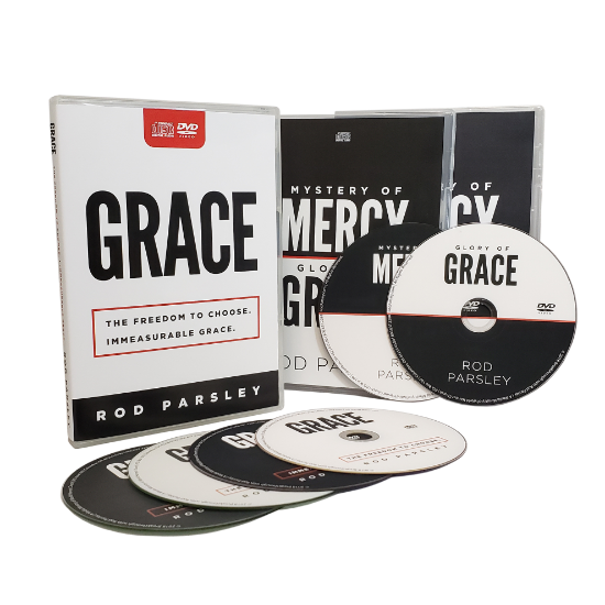 Picture of Grace & Mercy (CD/DVD Set)