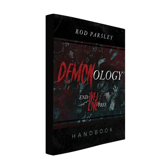 Picture of Demonology: End Evil. Live Free. (Handbook)
