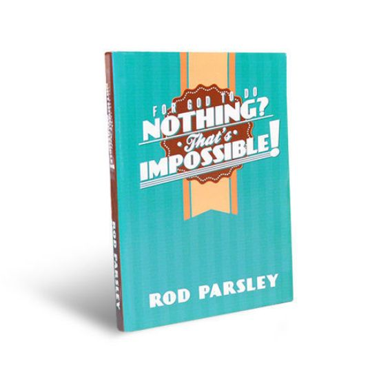 Picture of For God to Do Nothing ... That's Impossible! (Book)